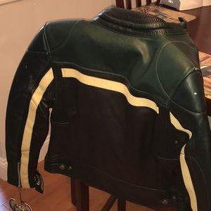 Genuine leather Biker Jacket (NWT)
